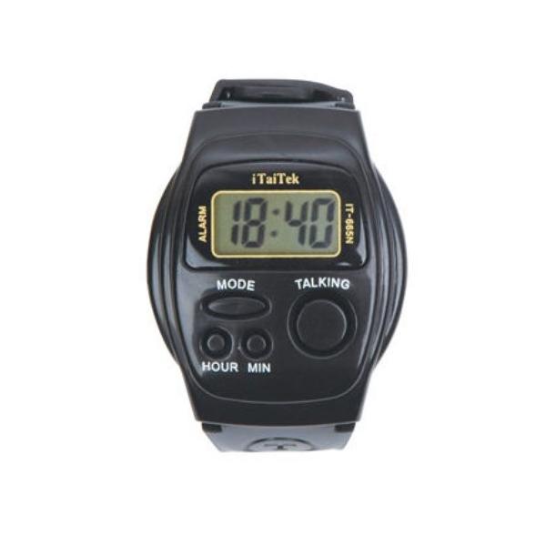 f256a610 Говорящие наручные часы ITN665 купить в Екатеринбурге недорого в ...