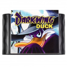Картридж Sega Darkwing Duck (SO-014)