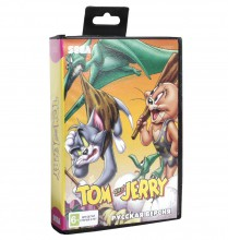"Картридж Sega ""TOM & JERRY"""