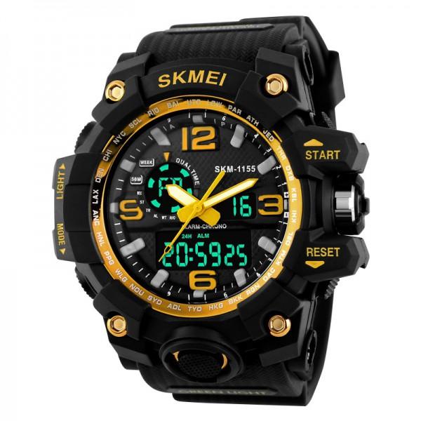 94875360 Мужские наручные часы Skmei 1155 купить в Екатеринбурге недорого в ...