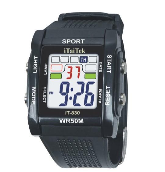 6aead944 Часы электронные наручные iTaiTek IT-830 купить в Екатеринбурге ...