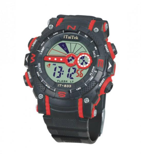 1cba99f6 Электронные часы водонепроницаемые спортивные ITN 833 · Электронные часы  водонепроницаемые спортивные ITN 833 ...
