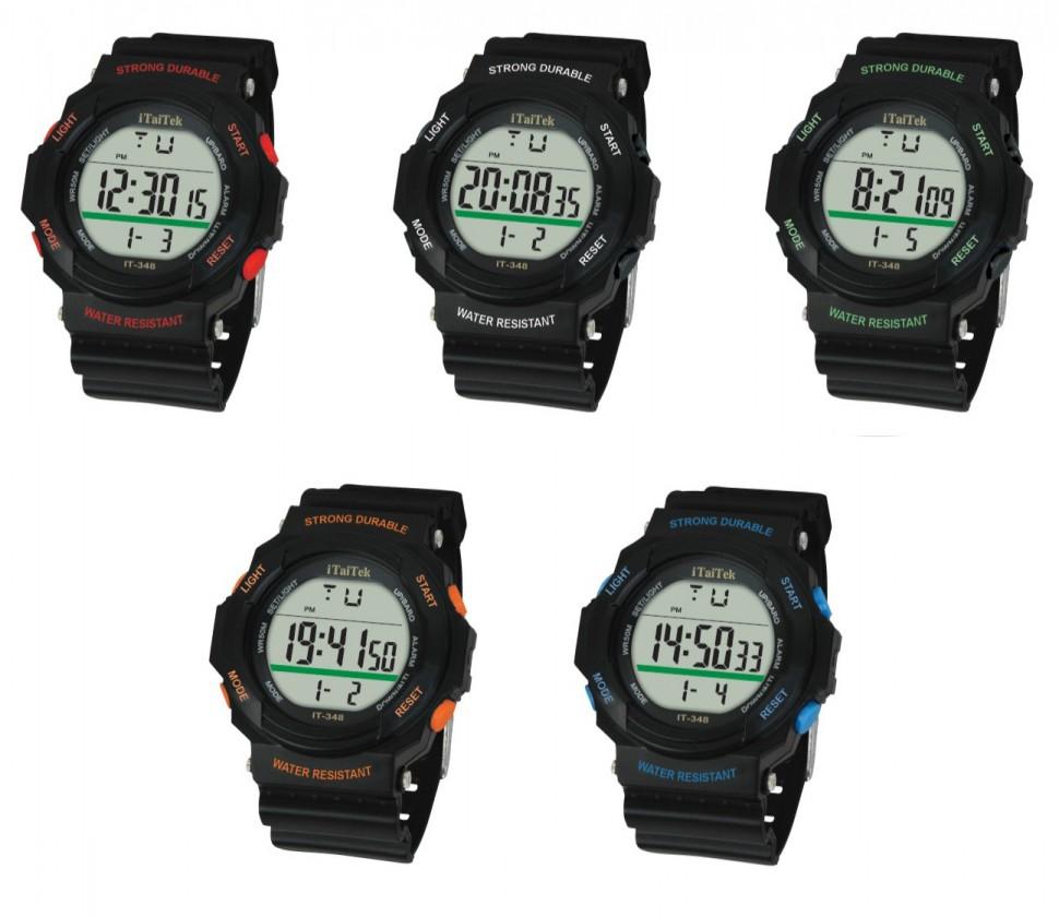 6a091c59 Часы электронные наручные iTaiTek IT-348 купить в Екатеринбурге ...