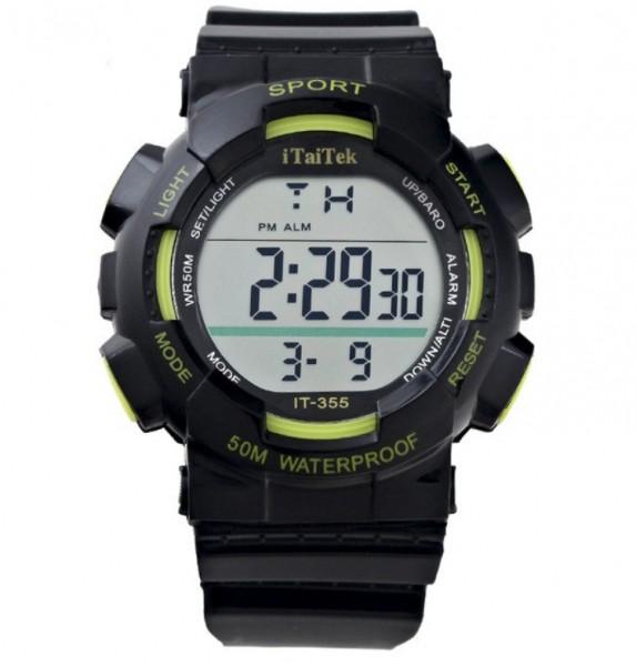2df2b223 Часы электронные наручные iTaiTek IT-355-1 купить в Екатеринбурге ...